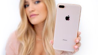 Download Gold iPhone 8 Plus Unboxing! Video