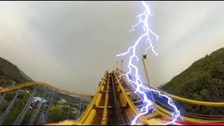 Download Montaña Rusa experiencia de suspenso en 360- Reheditado por Miguel 1203 Video