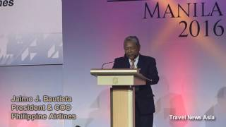 Download Philippine Airlines Jaime Bautista Welcome Speech at AAPA Assembly of Presidents 2016 Video
