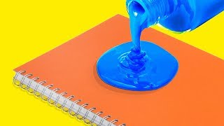Download 9 COLORFUL AND FUN DIY NOTEBOOKS FOR KIDS Video