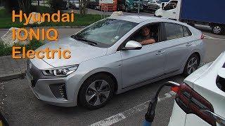Download Ich darf den Hyundai IONIQ Electric vom Florian fahren | Strominator.de Video