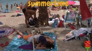 Download Excellent Spanish beaches,Summertime Video