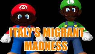Download Squatting Slav TV: Italy's Migrant Madness Video