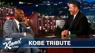Download Jimmy Kimmel Remembers Kobe Bryant Video