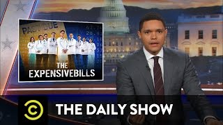 Download Obamacare Takes a Price Hike: The Daily Show Video