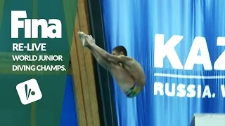 Download Re-Live - Day 5 Preliminary - FINA World Junior Diving Championships 2016 - Kazan (RUS) Video