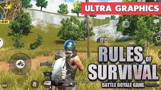 Download RULES OF SURVIVAL - ULTRA GRAPHICS - iOS / ANDROID GAMEPLAY Video