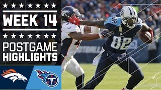 Download Broncos vs. Titans | NFL Week 14 Game Highlights Video