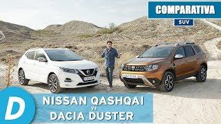 Download Comparativa SUV: Nissan Qashqai vs Dacia Duster   Review en español   Diariomotor Video
