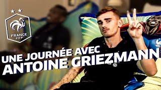 Download Une journée avec Antoine Griezmann à Clairefontaine, Equipe de France, Euro 2016 I FFF 2016 Video