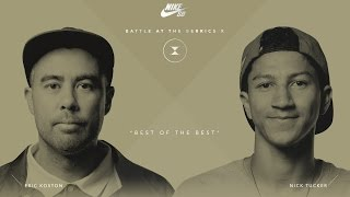 Download BATB X | Eric Koston vs. Nick Tucker - Round 1 Video