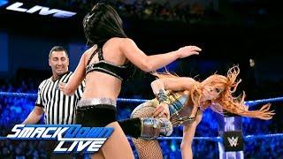 Download Becky Lynch vs. Billie Kay: SmackDown LIVE, June 19, 2018 Video