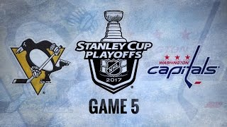 Download Three-goal 3rd sends Caps past Pens in Game 5, 4-2 Video