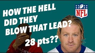 Download THE WORST BLOWN LEAD FOR EVERY NFL TEAM - and their (quick) stories Video