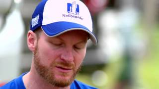 Download Dale Earnhardt Jr. paying homage to father's influence Video