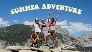 Download Summer Weekend in My Life | Camping in Sequoia Forest Video