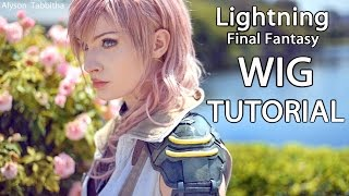 Download Lightning Wig - Cosplay Tutorial Video