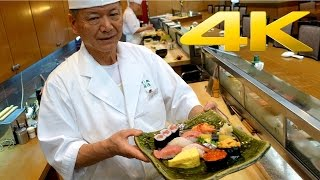 Download Tokyo Best Sushi / The art of Sushi making - 寿司 - すし - 4K Ultra HD Video