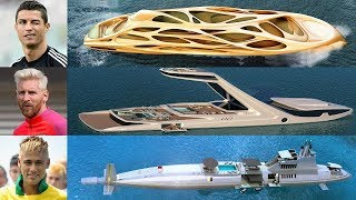 Download Top 5 Most Expensive & Luxurious Yacht Owned By Footballers ★ 2018 Video