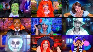 Download Halloween Song Medley Music Video. Totally TV Video