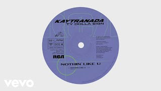 Download KAYTRANADA - NOTHIN LIKE U (Audio) ft. Ty Dolla Sign Video