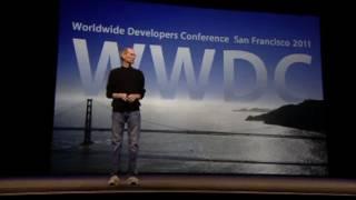 Download Steve Jobs WWDC 2011 Keynote in 60 Seconds Video