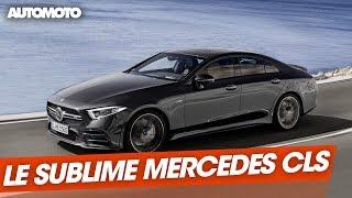 Download Mercedes CLS : le plus beau des coupés-berlines Video