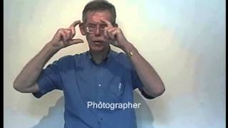 Download British Sign Language - A Beginner's Vocabulary Video