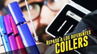Download LTDM cap 10 - Coilers para todos (Kuro Coiler, Coil Master, Youde Coil Jig, Coil Winding, QVapes) Video