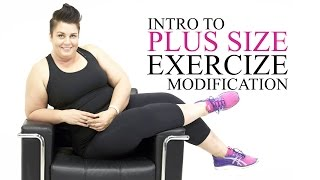 Download Introduction to Plus Size Exercise Modifications workouts Episode 1 Video