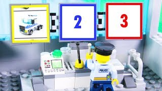 Download LEGO Experimental Cars and Police Car STOP MOTION LEGO Police Monster Truck   LEGO   Billy Bricks Video