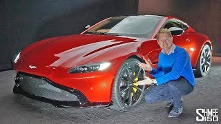 Download THIS is the NEW Aston Martin Vantage! | FIRST LOOK Video