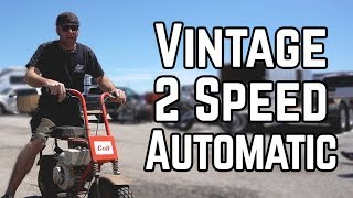Download We Bought a Rare 2 Speed Mini Bike! | Swap Meet Build Off Pt. 1 Video