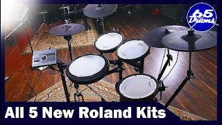 Download I Got To Play Roland's 5 New Drumsets: Here Are My First Impressions Video