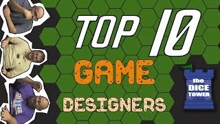 Download Top 10 Game Designers Video