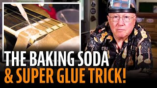 Download The baking soda and super glue trick Video
