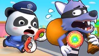 Download Little Cop KIKI   Police Cartoon, Firefighter Song, Sick Song   Kids Songs   Kids Cartoon   BabyBus Video