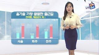 Download [날씨정보] 10월 13일 11시 발표 종일 맑고 쾌청한 하늘 Video