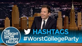 Download Hashtags: #WorstCollegeParty Video