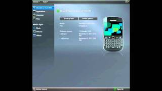 Download Upgrade smartphone software with Desktop Manager Video