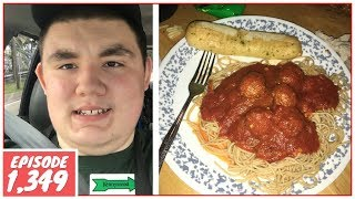 Download HAVING PASTA FOR DINNER YUM!! - August 27,2017 (Day 1,349) Video