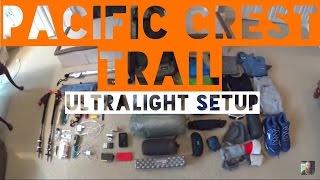 Download PCT Thru Hike - ULTRA LIGHT Gear Setup Video