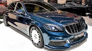 Download Brabus 900 (2020) Mercedes-Maybach S 650 L (V12) - Wild Luxury Rocket! Video