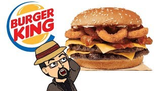 Download Burger King's ″Rodeo King Burger″ parking lot review Video