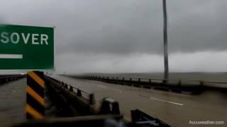 Download TROPICAL STORM CINDY Day 1: New Orleans, LA through Mobile, AL Video