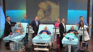 Download The Triplets' Ultrasound Surprise on 'The Doctors' Video
