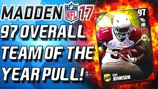 Download 97 OVERALL TEAM OF THE YEAR PULL! - Madden 17 Ultimate Team Video