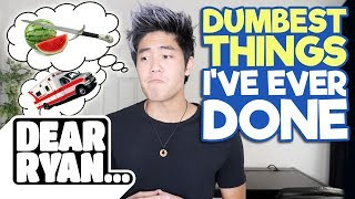 Download Dumbest Things I've Ever Done! (Dear Ryan) Video