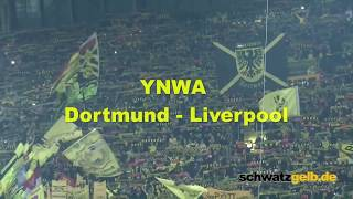 Download Dortmund and Liverpool Fans singing best YNWA award 2016 YOU'LL NEVER WALK ALONE BVB - LFC Video