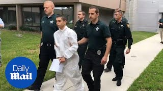 Download Florida high school shooting suspect transferred to county jail - Daily Mail Video